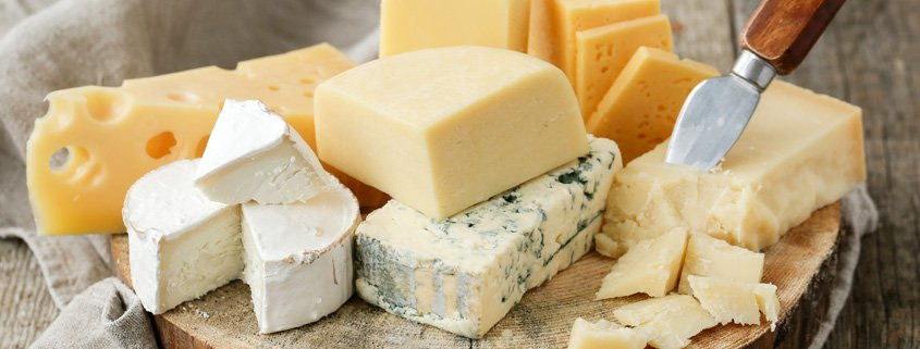Lactose Free Diet – Cheese and Alternatives