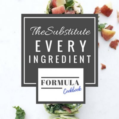 Formula ebook 400x400 - Formula Ebook - The Food Sensitivity Cookbook