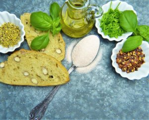 food intolerance foods including bread, grains and spices