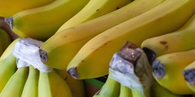 coping with a banana intolerance
